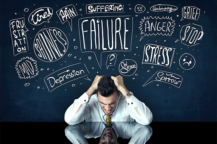 The 3 Best Ways to Recover from Failure