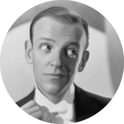 Famoso fallimento Fred Astaire