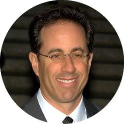 Jerry Seinfeld Famous Failure