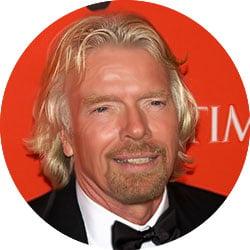 Richard Branson Famous Failure