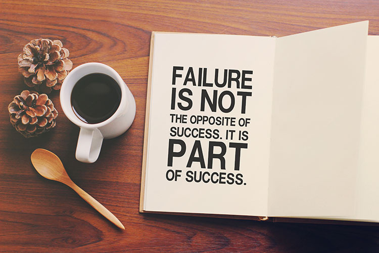 5 Reasons Why We Fail To Succeed In Life