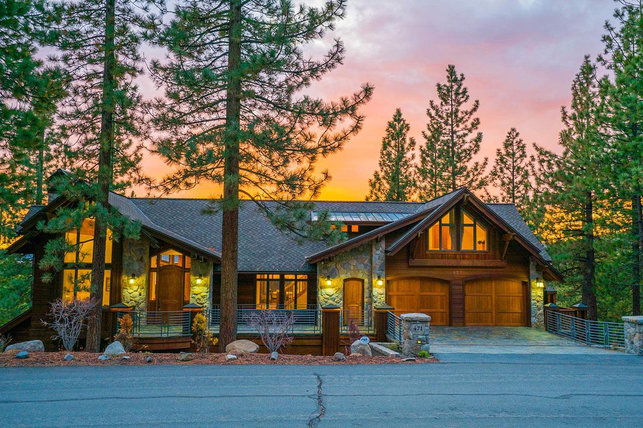 Eaglewood Cabin - North Lake Tahoe