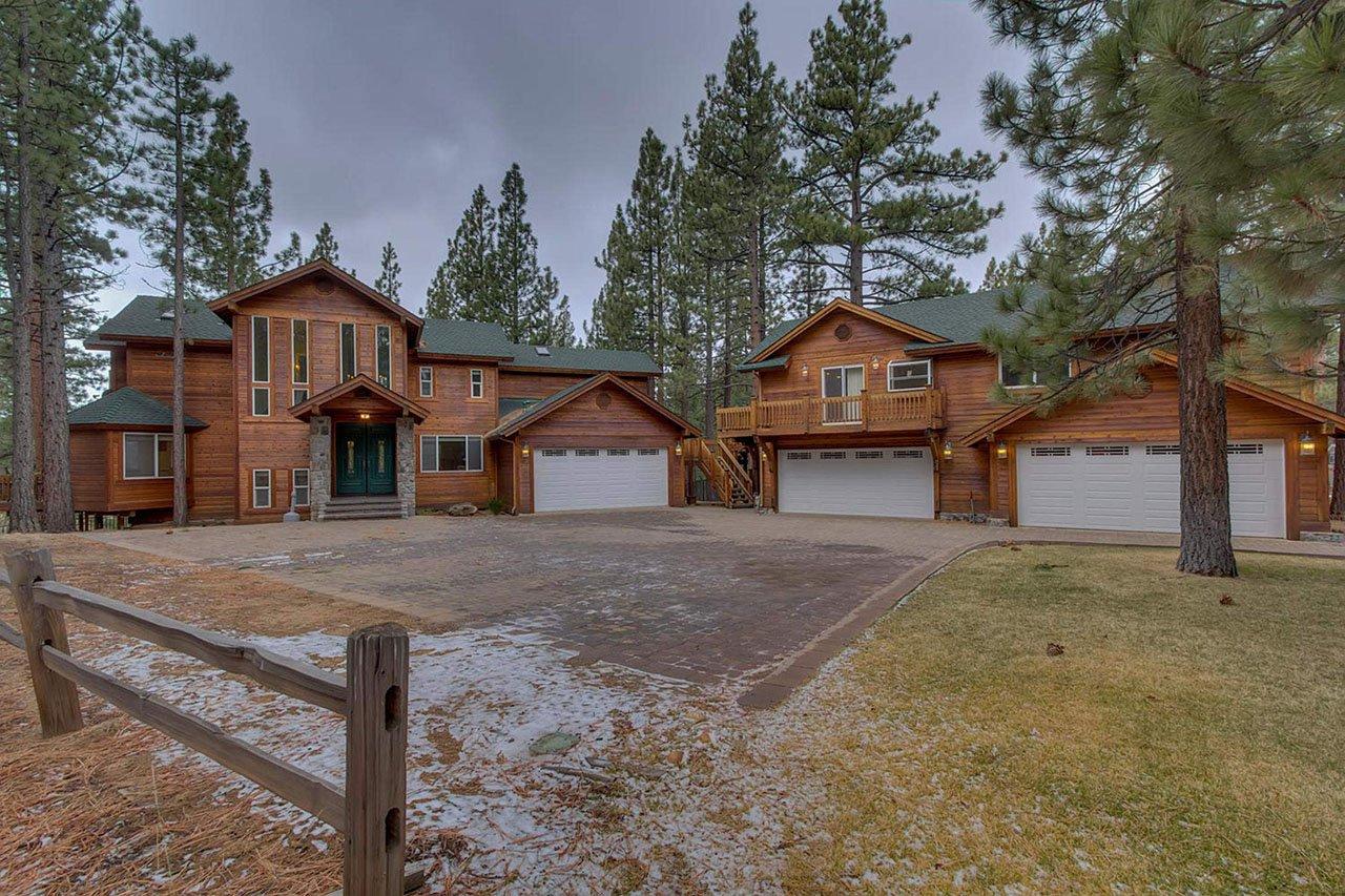 The Black Bart House - South Lake Tahoe