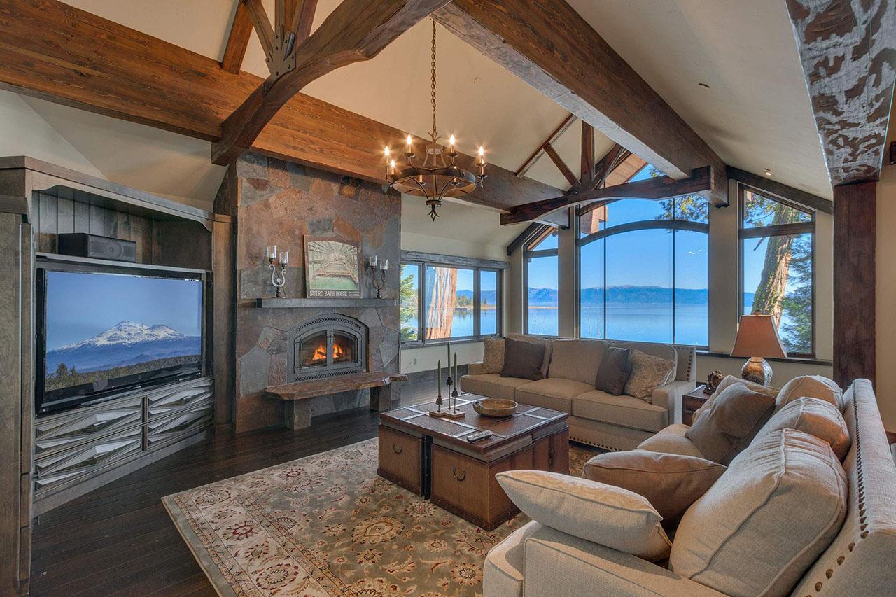 The Gilded Edge Cabin - North Lake Tahoe