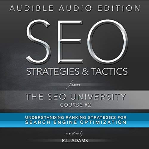 SEO Strategies & Tactics Audiobook