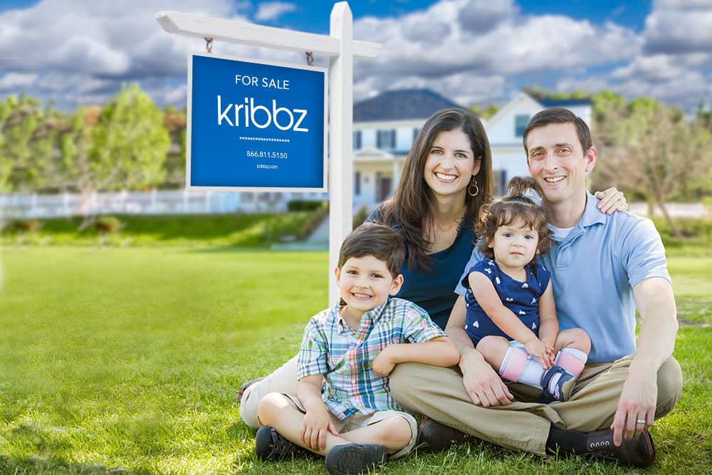 Kribbz Real Estate Platform
